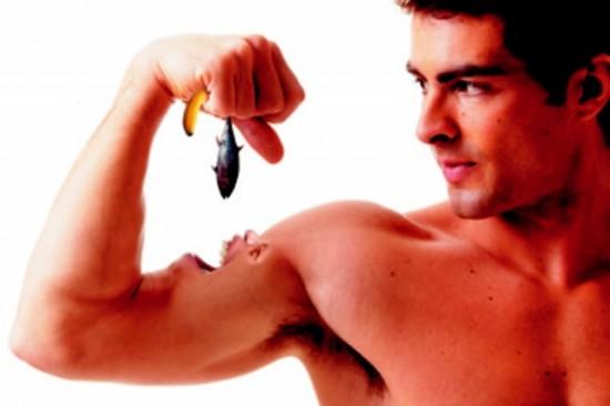 Dieta para definir músculos rápidamente