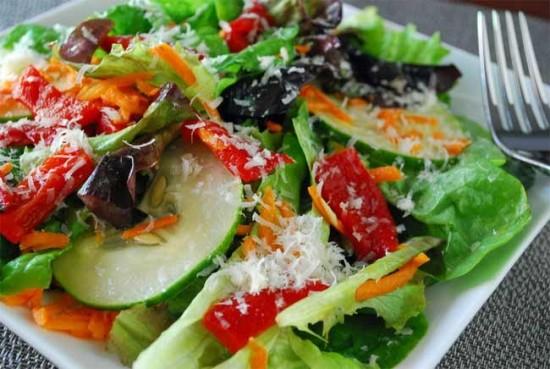 Recetas de cocina bajas en calorías y fácil de preparar