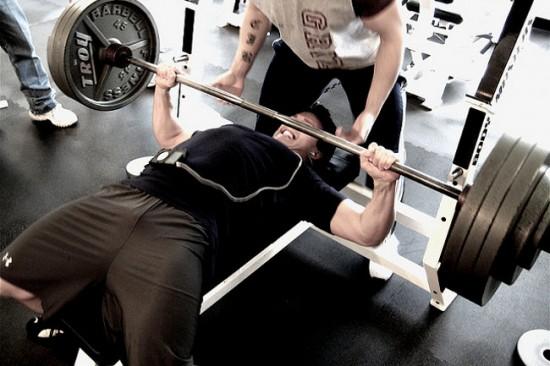 Ejercicios básicos para aumentar masa muscular