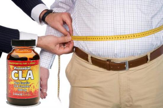 Acido linoleico conjugado sirve para bajar de peso