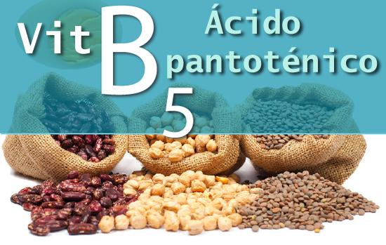 Ácido pantoténico