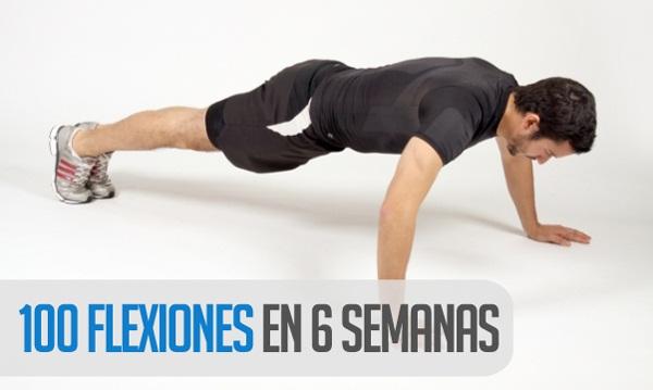 100 flexiones