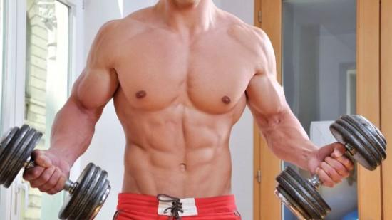 Cómo aumentar la masa muscular rápida y fácilmente