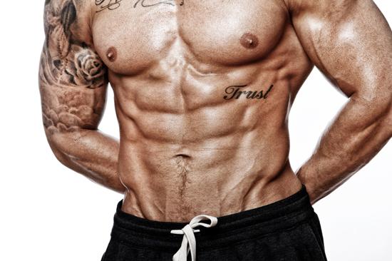 Cómo tener abdominales perfectos
