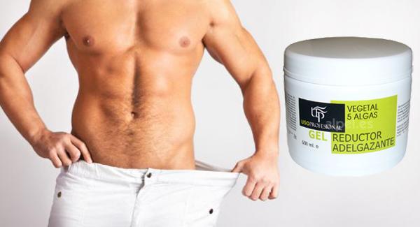 gel para adelgazar abdomen