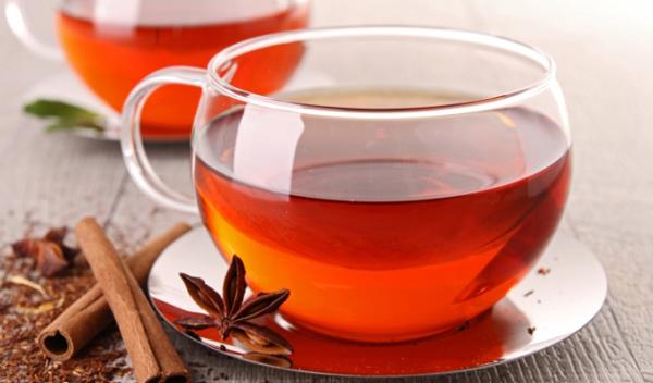Propiedades té rojo