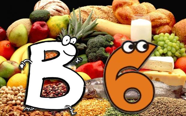 Vitamina B6: ¿Para qué sirve?