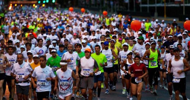 Record maratón