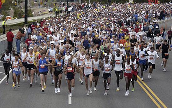 Distancia maratón