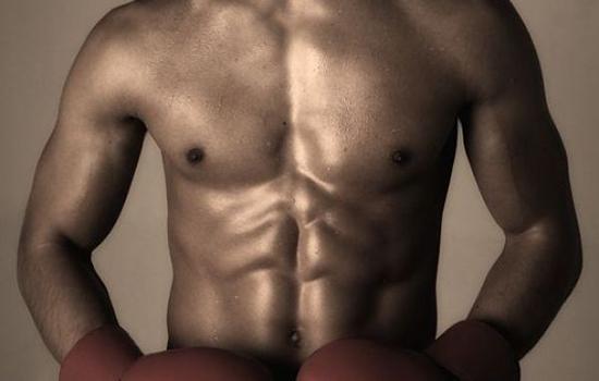 Marcar músculos abdominales