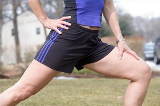 3 ejercicios para la tendinitis cuadricipital