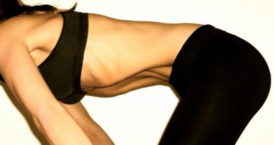 Adelgazar cintura con ejercicios en casa