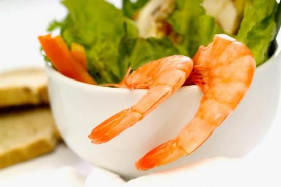 Alimentos con yodo para el funcionamiento del organismo