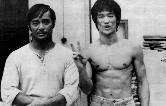 Bruce Lee, entrenamiento