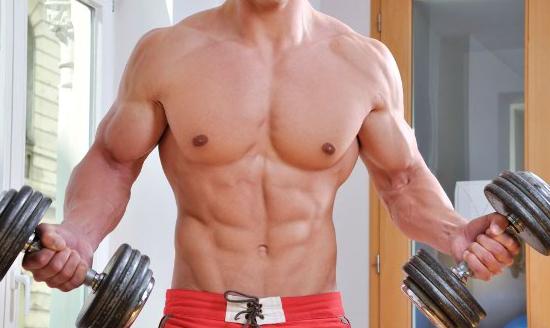 Cómo aumentar el volumen muscular naturalmente