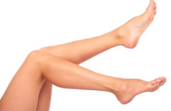 Cómo combatir la flacidez de piernas