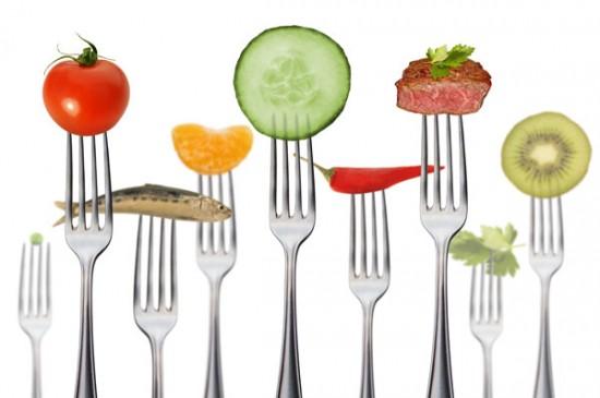 Calculadora nutricional de los alimentos