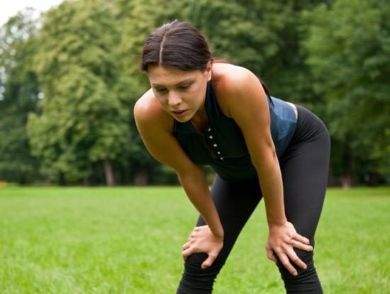 Cansancio muscular: síntomas y causas
