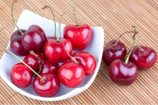 Cerezas: propiedades para la salud