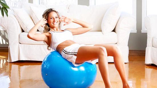 Ejercicios en casa para adelgazar