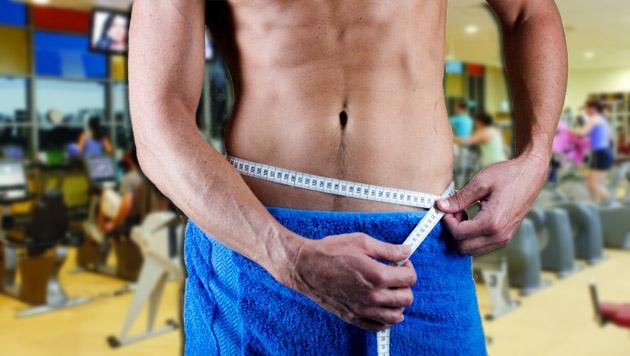 Entrenamiento de gimnasio para perder peso