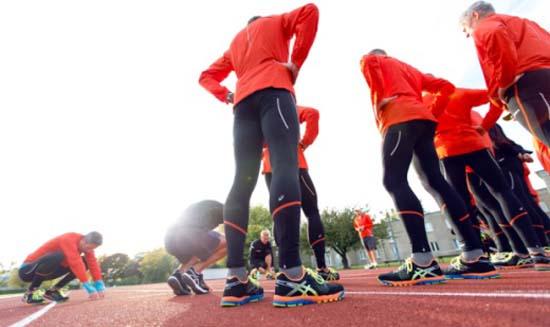Errores preparar maratón