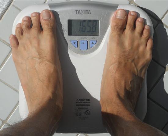 Fórmula peso ideal para hombres