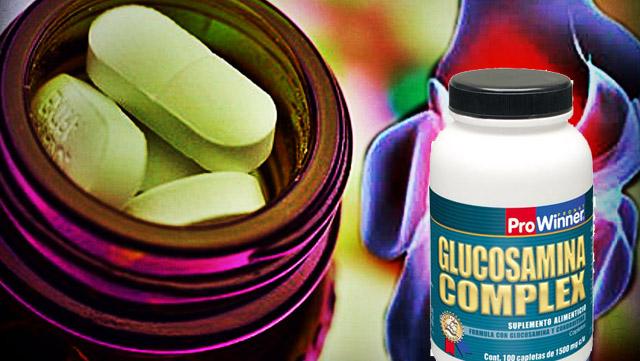 glucosamina complex prowinner precio