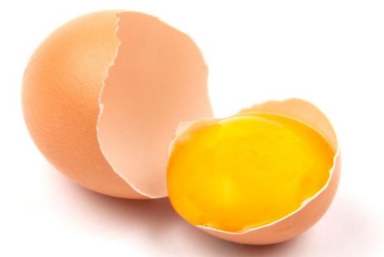 Poderosas propiedades de la yema de huevo