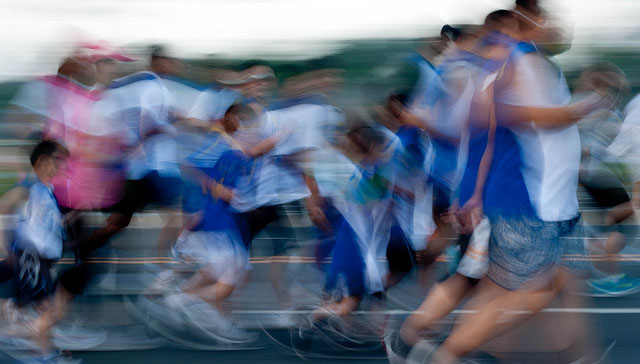 Preparar media maratón