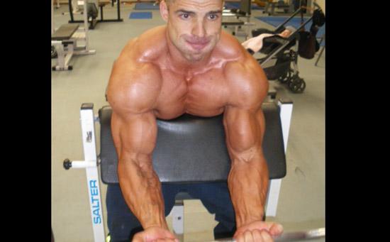 Rutina de bíceps