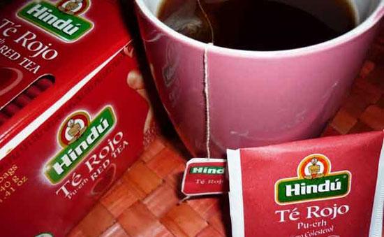 Para qué sirve el té rojo