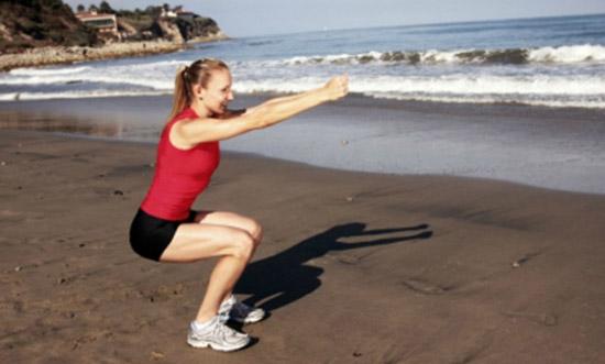 Tablas de ejercicios para adelgazar