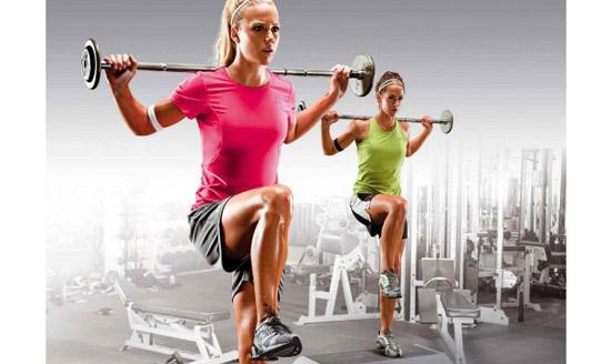 Tablas de musculación: ejercicios combinados para muscular