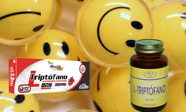 Triptófano efectos secundarios
