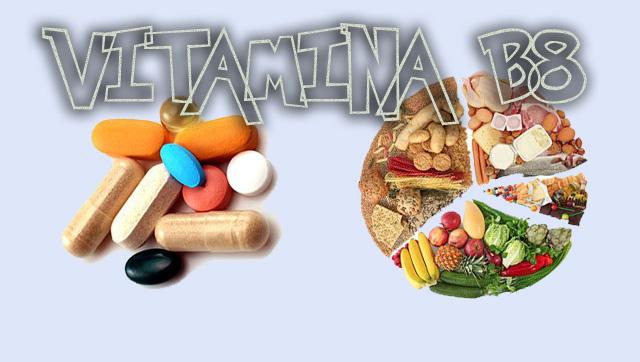 vitamina b8 exceso y deficiencia