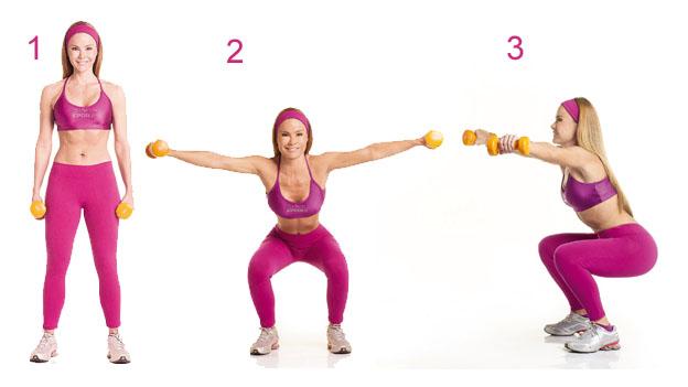 como adelgazar piernas ejercicios