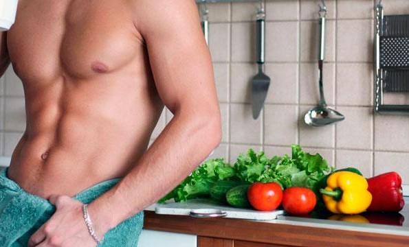 4 Alimentos para ganar masa muscular