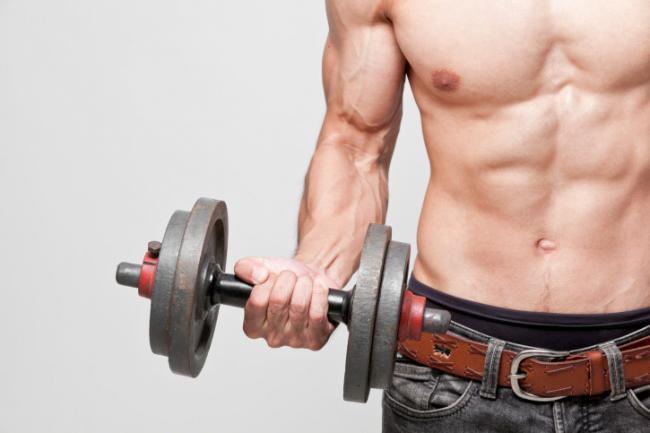como perder volumen corporal rapido