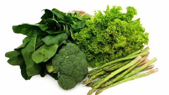 Alimentos con vitamina K