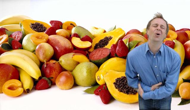 Alimentos para dolor de estómago y gases