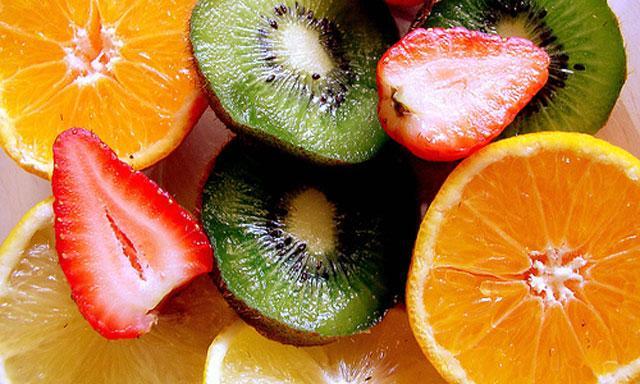Alimentos ricos en vitamina c para el organismo