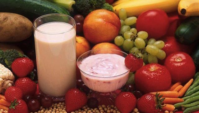 Batidos de proteínas naturales