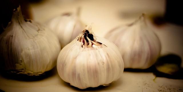 Beneficios del ajo para adelgazar