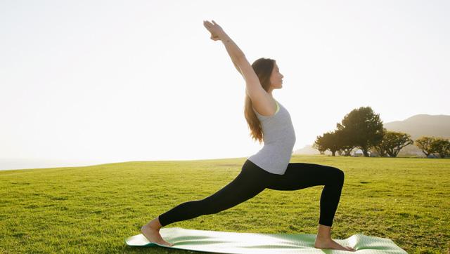 Cómo hacer yoga