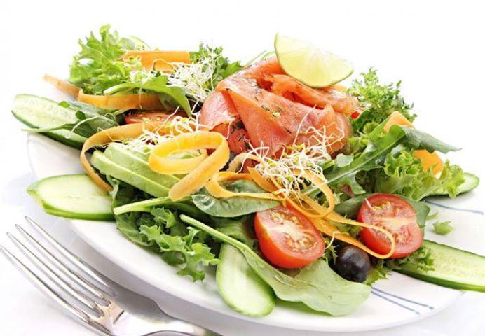 4 Comidas saludables para bajar de peso