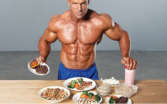 Dieta culturista para definición y secado de competición
