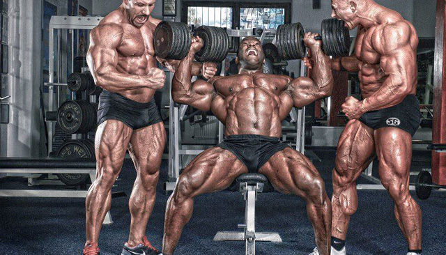 Ejemplo dieta de definicion muscular