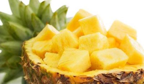 Cómo hacer la dieta de la piña para adelgazar