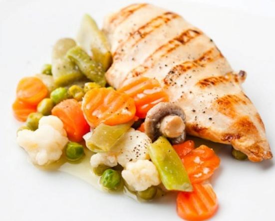Dieta fitness saludable